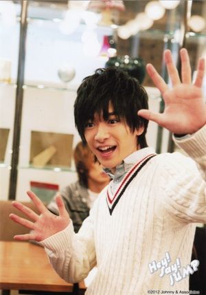 About HEY! SAY! JUMP: Chinen Yuri Number One