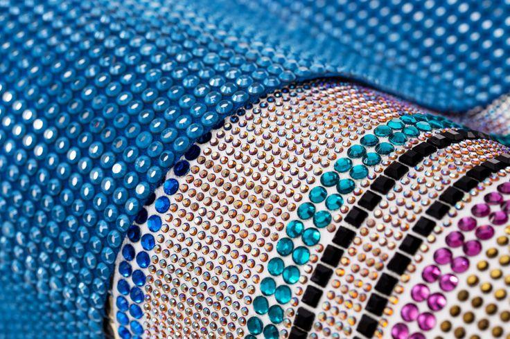 Strass termoadesivi multicolor