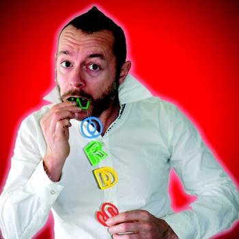 Mark Butler Word Vampire - 4.5 stars @AdelaideNow #comedy