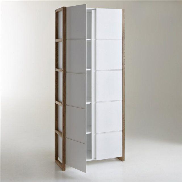 1000 id es sur le th me portes de l 39 armoire sur pinterest design de dre - La redoute bibliotheque ...
