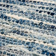 denim carpet...I may have enough old pairs of jeans to do this! :)