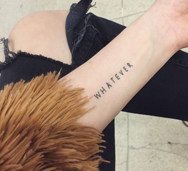 Sean From Texas tattoo