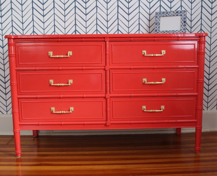 One Room Challenge Week 4 - Seeing Red — Kate Smith Interiors