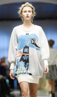 Top Finnish design house Ivana Helsinki launches new Spring 2015 collection, inspired by Moomin artwork #tovejansson