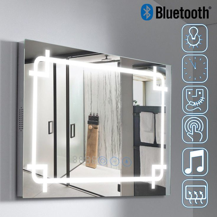 Best 25+ Bluetooth bathroom mirror ideas on Pinterest ...