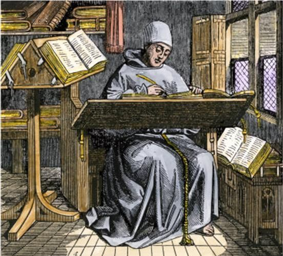 317 best scriptorium scribe kopiist images on pinterest