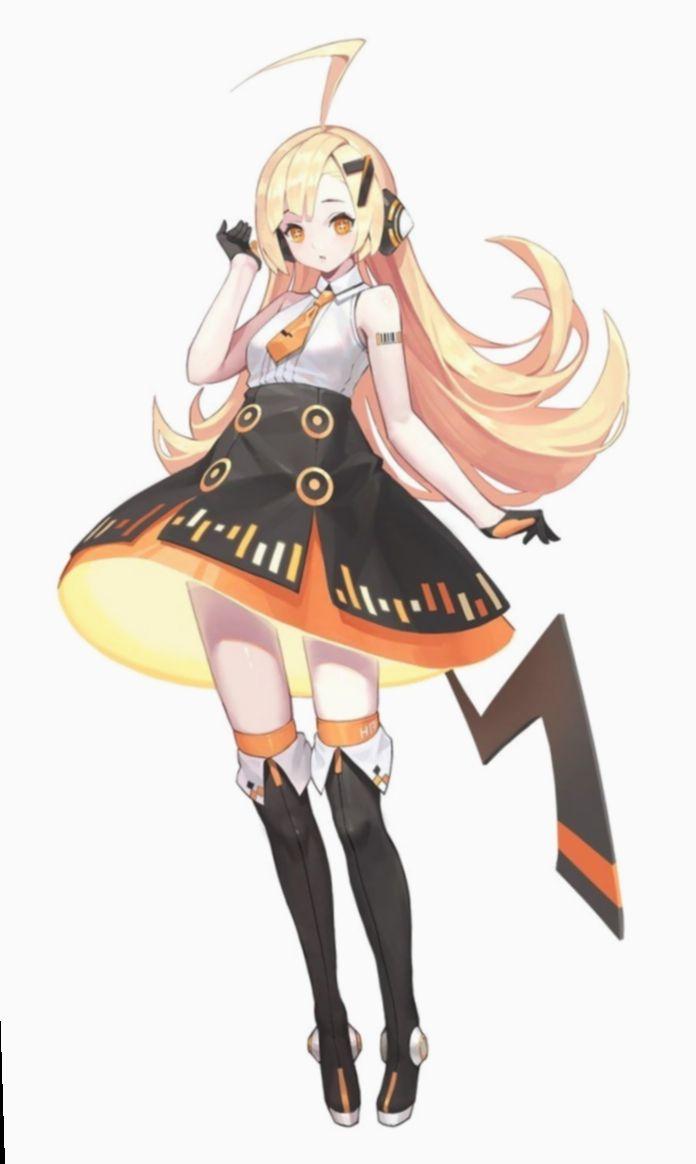 14 Anime Lolis Girl Character Design Anime Character Design Girls Characters Character Design