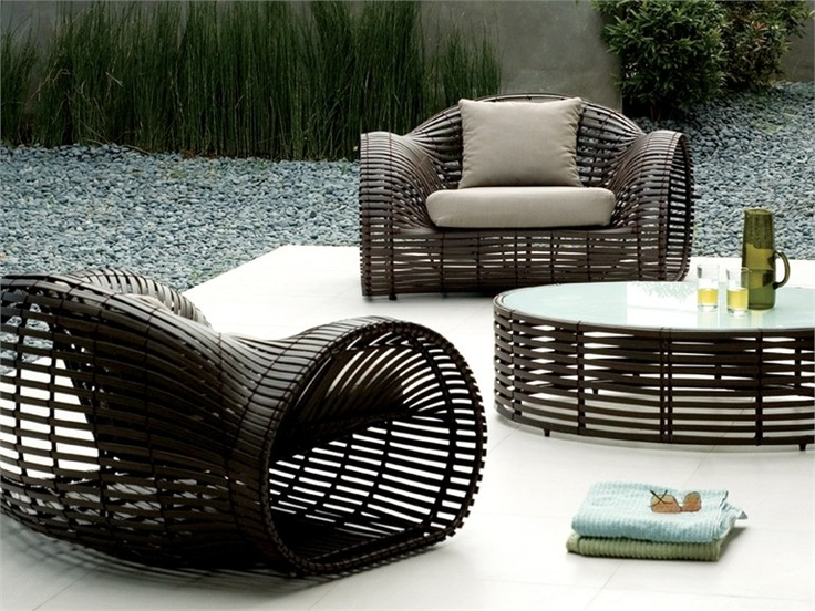 Rattan Outdoor Collection LOLAH by KENNETH COBONPUE