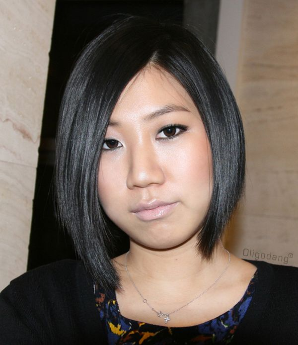 #oligodang #cosmetic #makeup #hair #K-beauty 올리고당 메이크업 펜슬을 이용한 스모키화장법, 홑꺼풀 아이라인그리는법