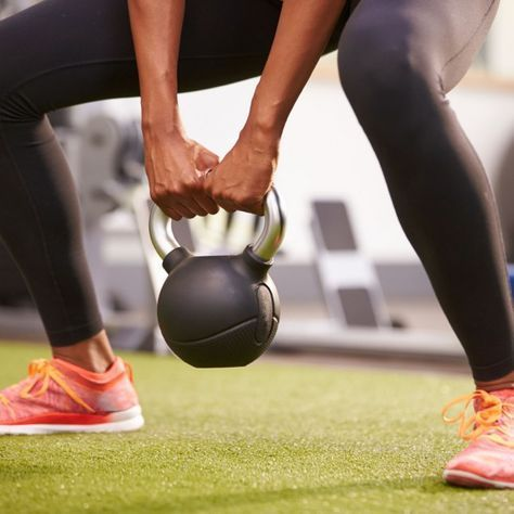 7 Kettlebell #Workouts That'll Tone Your Whole Bod #fitness http://www.brit.co/full-body-kettlebell-workouts
