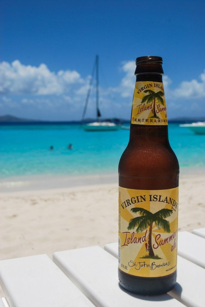 The Virgin Islands - Both the UK and the US lay claim to this pristine island chain that forms the border between the Caribbean Sea and the Atlantic Ocean. My two favorites are St. John (USVI) and Jost Van Dyke (BVI). What's yours?