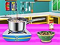 Sardinian Lobster Spaghetti | Dress up games | Games for Girls | Monster High Games | Makeover games