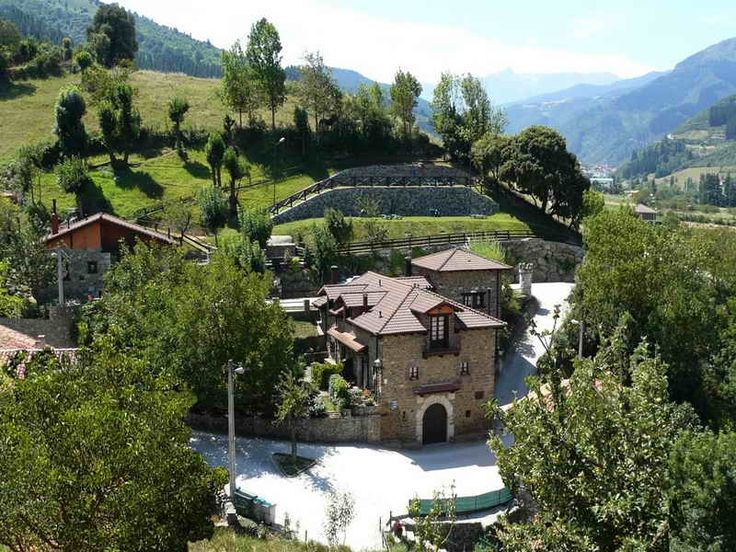 Las 25 mejores ideas sobre casas rurales cantabria en - Casa rustica cantabria ...