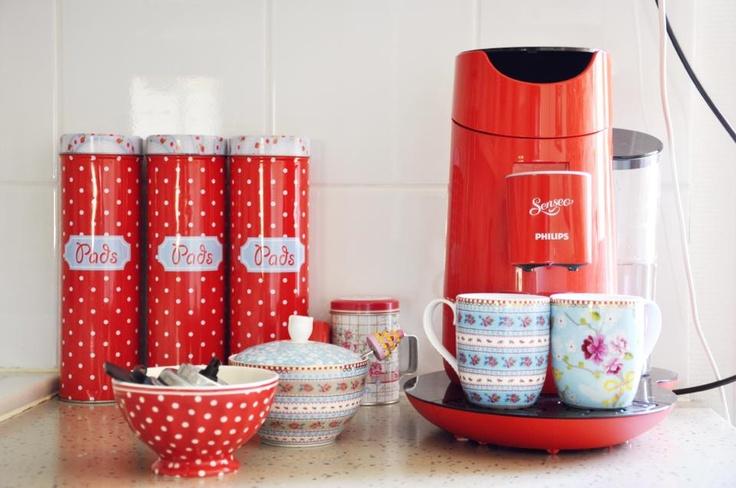 My new Senseo coffee machine :)