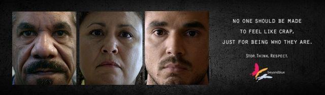 Avustralya'da Irkçılık Karşıtı Kampanya