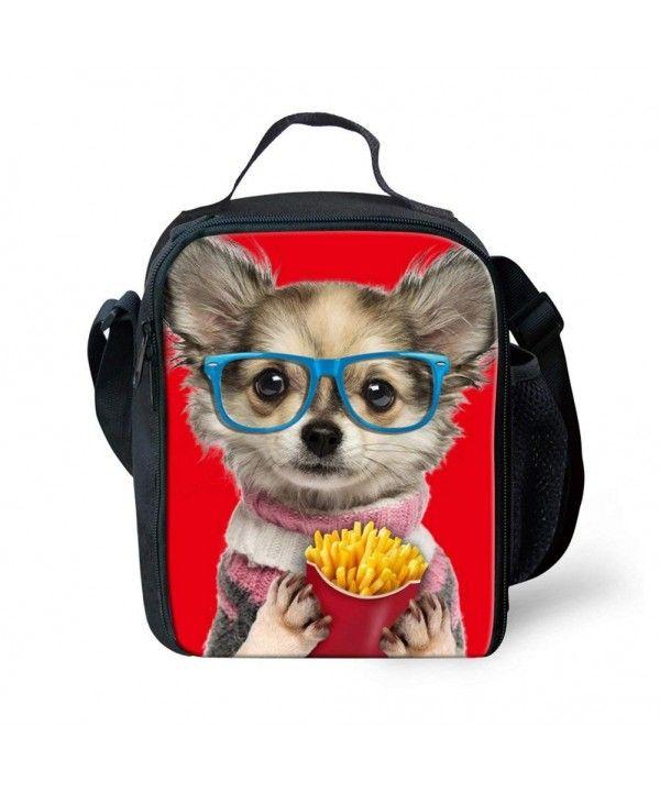 doginthehole Puppy Dog Print Women Shopper Shoulder Bag Travel Storage Beach Bag