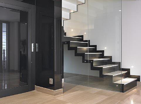 Las 25 mejores ideas sobre escaleras metalicas en for Escaleras metalicas pequenas