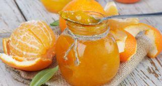 Receta de Mermelada de naranja