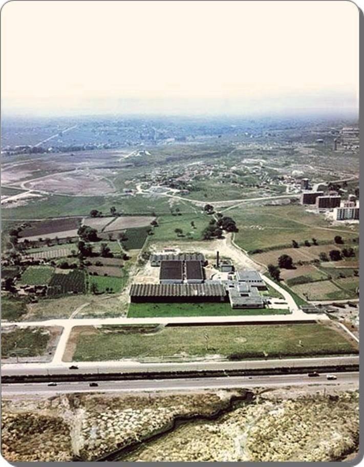 1970lerde E5 yolu ve Merter #istanlook
