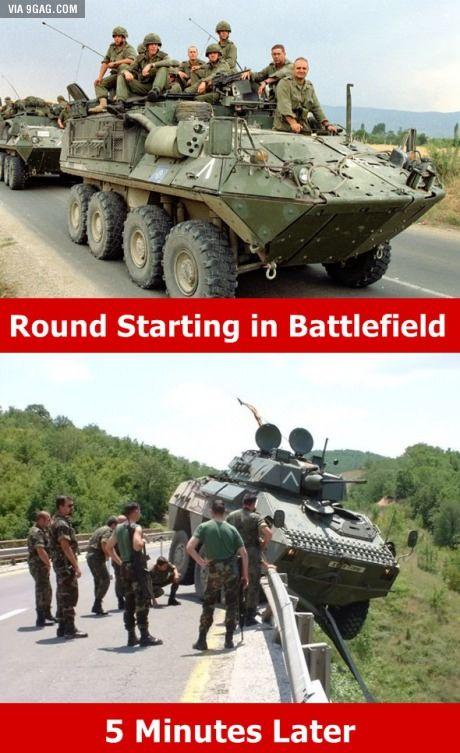 Battlefield Multiplayer Problems