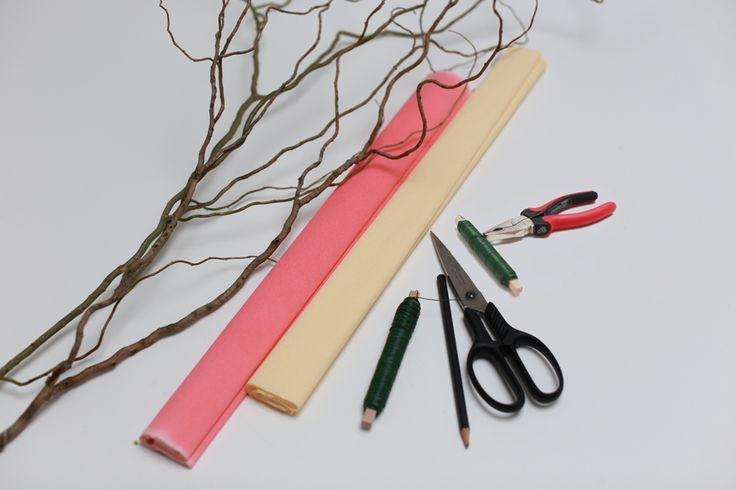 1000 ideas about blumen aus krepppapier on pinterest crepe paper diy anleitungen and. Black Bedroom Furniture Sets. Home Design Ideas