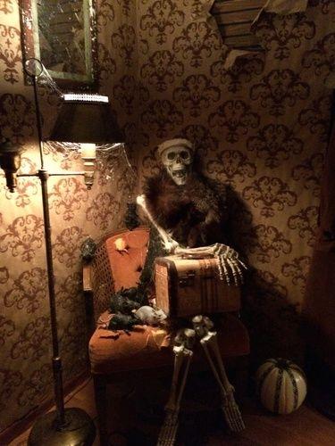 halloween discussion forum haunts and home haunt community - Haunted Halloween Decorations