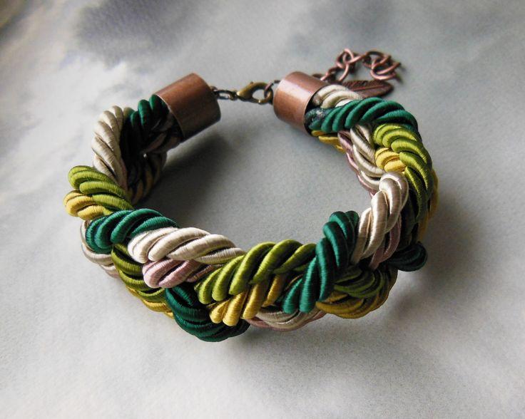 Bracelet by Tsarina Design
