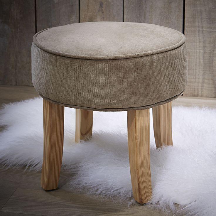 petit tabouret lin mi casa pinterest petit tabouret tabouret et d corations. Black Bedroom Furniture Sets. Home Design Ideas