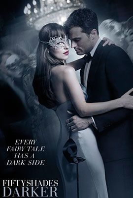 Happy #Valentines ! :D Dakota Johnson in #FiftyShadesDarker  Saw it today at http://movie.totaltren.com and thought it much better than the first. Didn't know about the credits but will go see it again. Much warmer and more softer than the first. Love Jamie and Dakota. Great chemistry. #love #movies #frasesmovieses #tv #cinema #moviesthis #movie #film #fact #didyouknow #moviefacts #cinematography #actor #actress #act #acting #movienight #cinemas #watchingmovies
