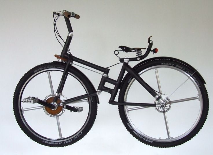 Rower bez łańcucha :-)