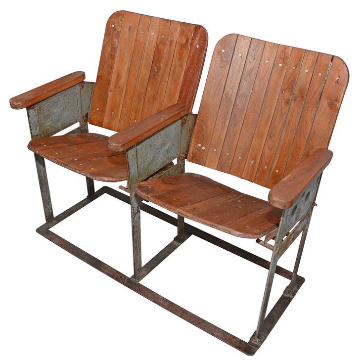 les 25 meilleures id es de la cat gorie si ges de cin ma sur pinterest chaises en m tal d. Black Bedroom Furniture Sets. Home Design Ideas