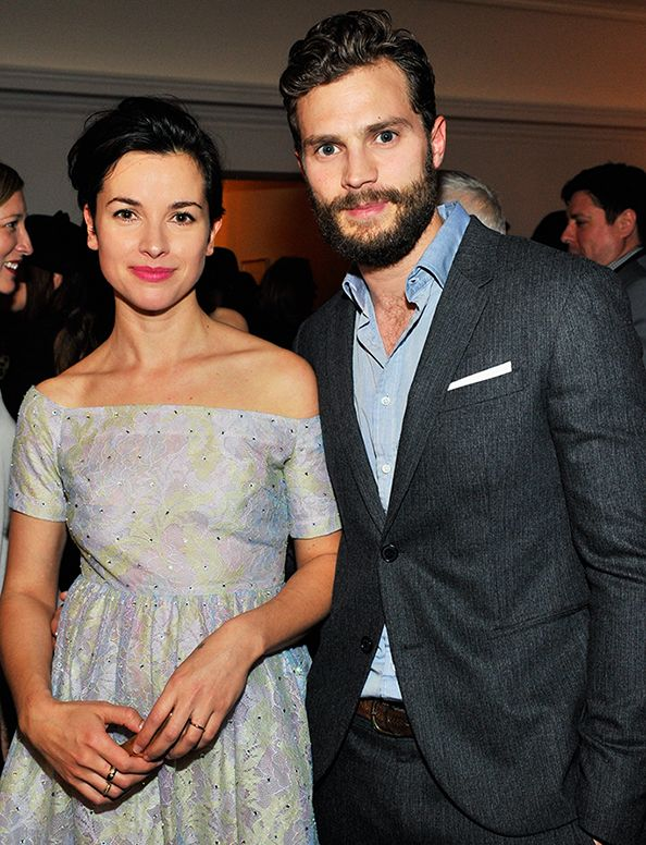 Who Is Fifty Shades of Grey Star Jamie Dornan's Wife? #InStyle