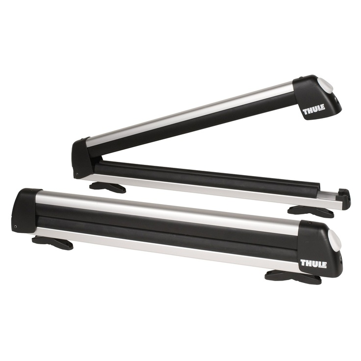 I need one.... $99.95 Thule Universal Flat Top Ski and Snowboard Rack in See Photo