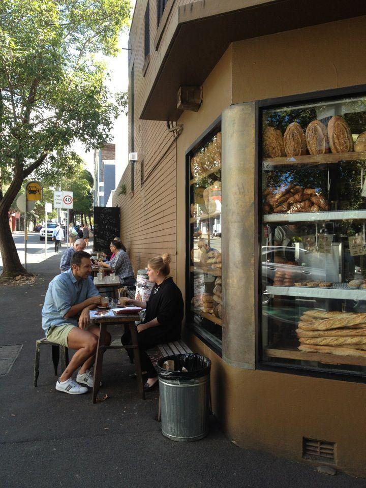 Bourke Street Bakery in Surry Hills, NSW