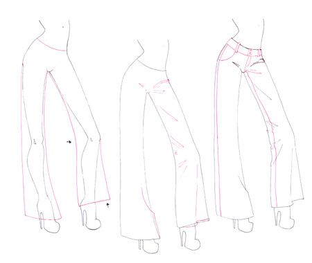 25 best ideas about clothing sketches on pinterest
