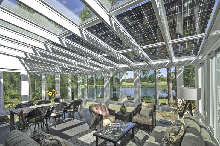 """Solar Canopies & Awning Systems - The first fully enclosed room addition that can actually put money back in your pocket!  Taxes: Florian's Solar Products qualify for the solar energy investment tax credit (ITC) - The tax credit is equal to 30% of the price of products outlined in the solar plan. Not to mention state & local solar incentives possibly available.  """"Peak-Shave"""" – a solar power system which knocks out 50% of usage, can reduce an electric bill by 65%."""