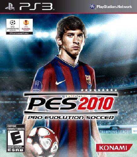 Pro Evolution Soccer 2010 $17.94