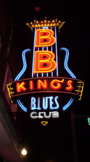 Memphis, TN : B.B. King's on Beale