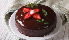 Jednoduchý trik na najlesklejšiu čokoládovú polevu | Casprezeny.sk