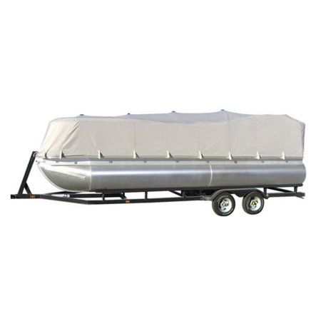 Armor Shield Trailer Guard Pontoon Boat Cover 25'-28'L Beam Width to 96 inch, Multicolor