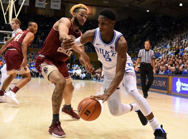 Duke Vs Boston College 12 31 19 College Basketball Pick Odds And Prediction College Basketball Duke Vs Basketball