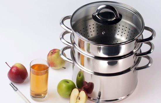 Рецепты сока из яблок в соковарке на зиму, секреты выбора