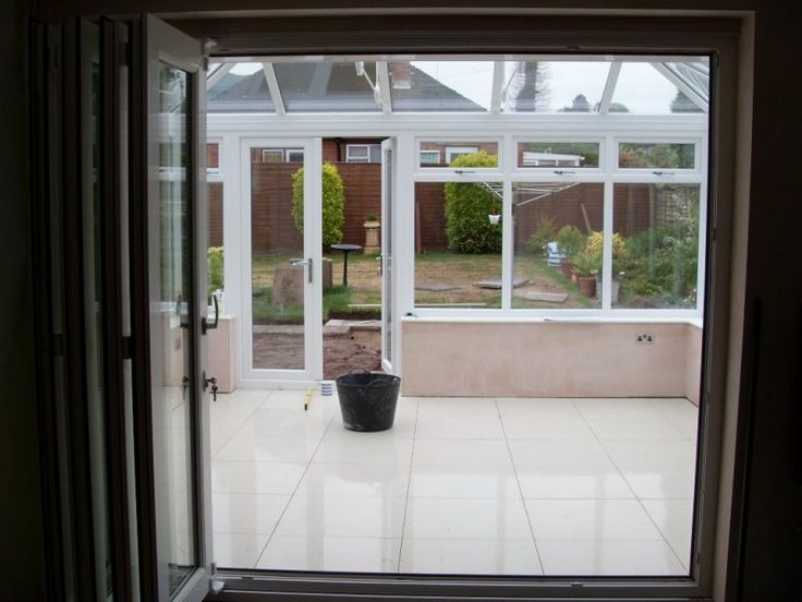 878 best images about how to make a house a home on for Conservatory sliding doors