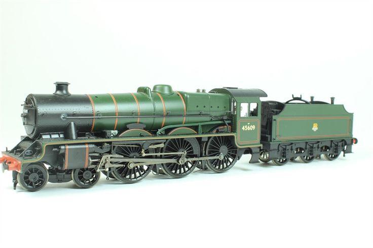 Ltd. Ed. Bachmann Branchline Jubilee Class Locomotive Gilbert & Ellice Islands