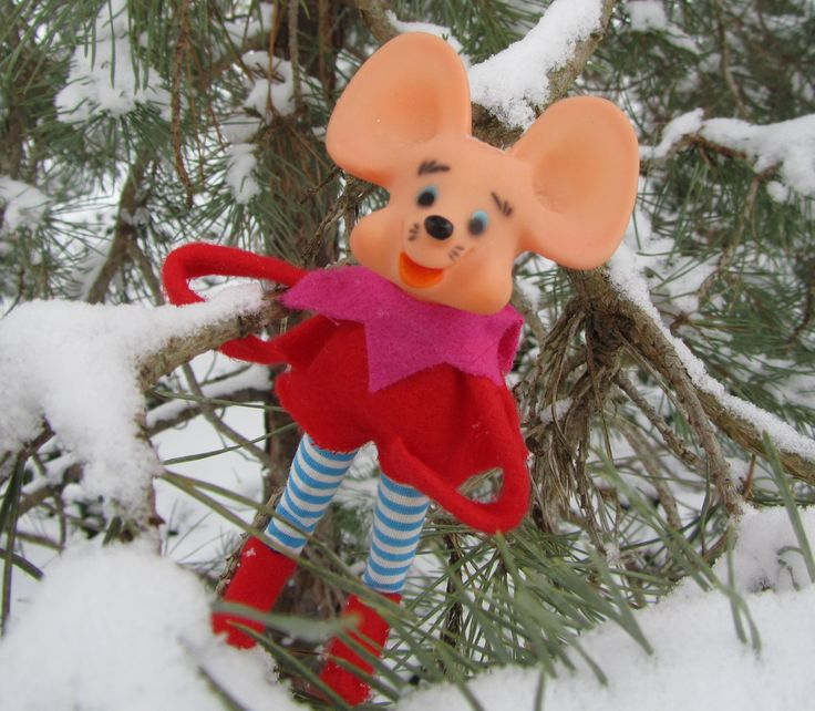Mouse Pixie Elf Christmas Decoration Kitschy Girl with Rubber Face Vintage Japan Whimsical Novelty Vintage 50s Decor Art Gift by WillowValleyVintage on Etsy