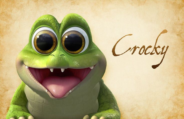 Crocky From Tinkerbell And The Pirate Fairy The Magical