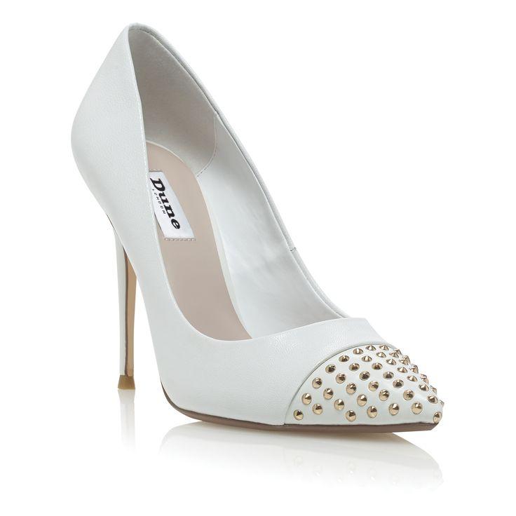 The Alesha heel is white hot!