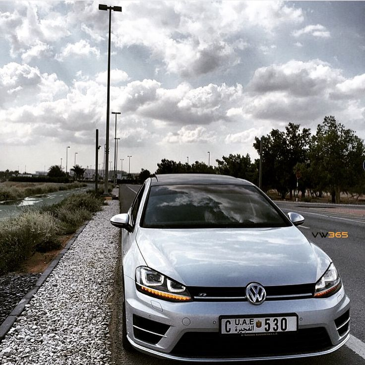 My favorite color on the #MK7R! #VW365