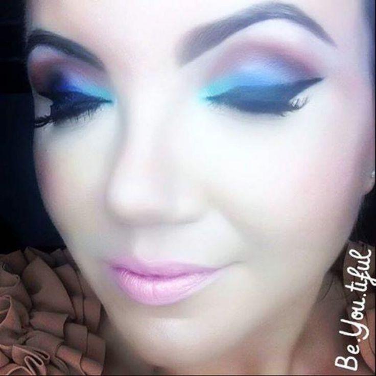 Be.You.tiful:   Mermaid Makeup Inspiration  