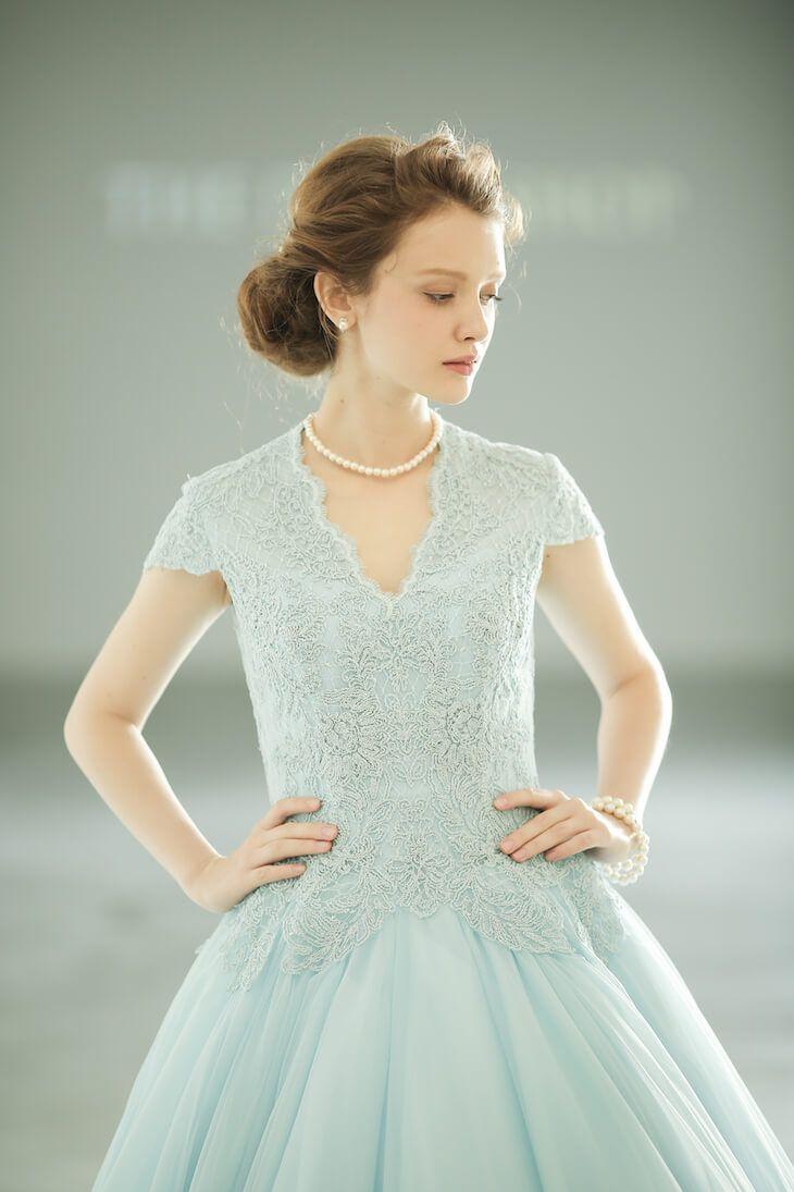 RAVIELLE 005 | ウェディングドレス・二次会ドレスのレンタルはドレスショップ